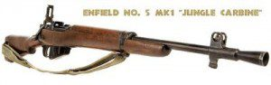 "An Enfield No. 5 MK1 ""Jungle Carbine"", a predecessor to the Scout Rifle Concept?"