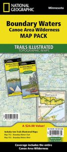 Best BWCA maps you can get!