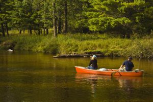 Canoe tripping, especially in the Boundary Waters Canoe Area, is one of my favorite things to do.