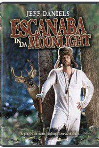 Escanaba in da Moonlight, movie box cover.