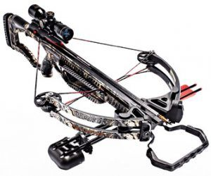 Barnett Raptor FX3 - Why do compound bow hunters hate crossbows?