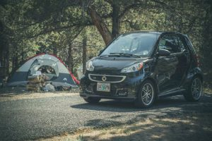 Car Camping is a great way to get started camping on a budget.