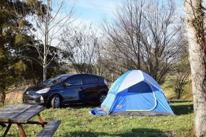 Car Camping - An easy and affordable way to get into camping starting today!