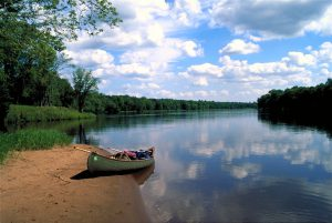 Saint Croix National Scenic Riverway, photo from the National Park Service.