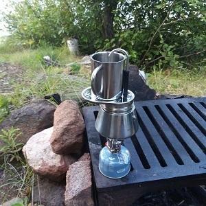 SI Outdoor mini Espresso Maker