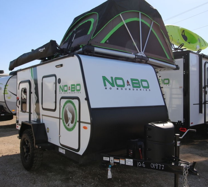 No Boundaries Travel Camper, NB10.5