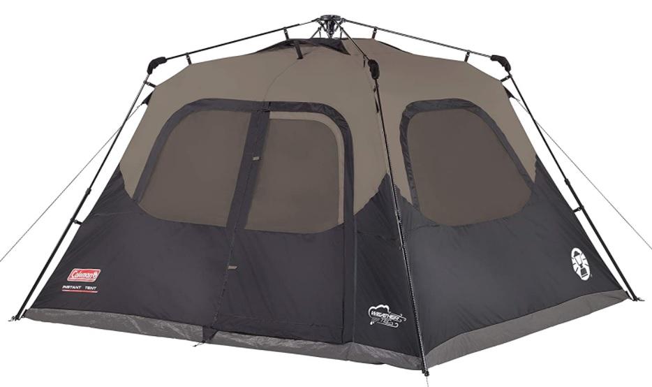 Coleman Instant popup 6 person tent
